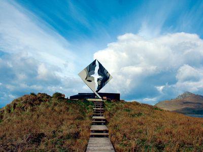 Argentinien Cabo de Hornos Monument