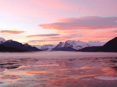 Chile Kaweskar Skorpios Fjord Calvo