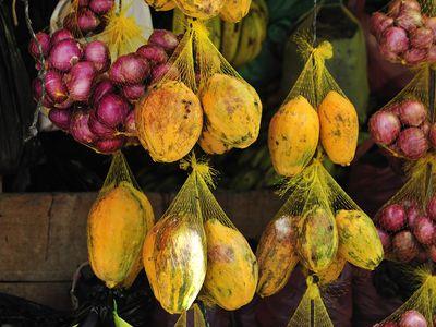 Kolumbien Amazonas Obst