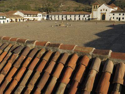 Kolumbien Villa de Leyva(4)