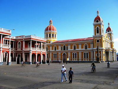 Nicaragua Granada Catherdral of Granada 03