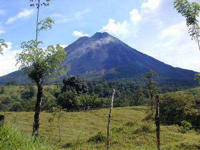 Costa rica Vulkan Arenal