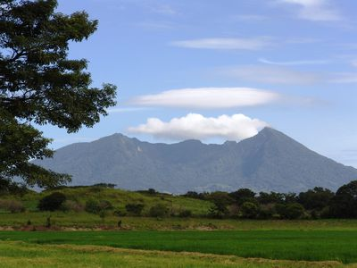 Nicaragua Vulkan Mombacho