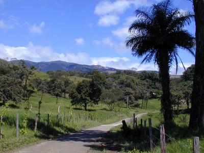 Costa Rica Ricón de la Vieja Landschaft