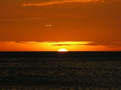 Sonnenuntergang San Juan del Sur