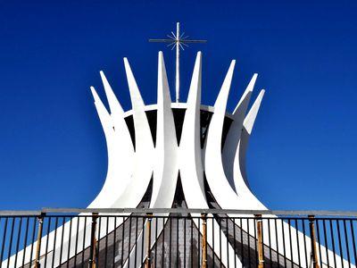 Brasilien Brasília Kirche