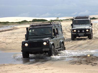 Brasilien Lencois Jeep 2