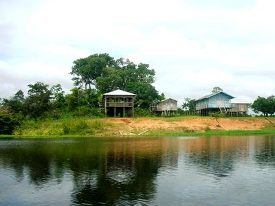 Brasilien Amazonas Landschaft