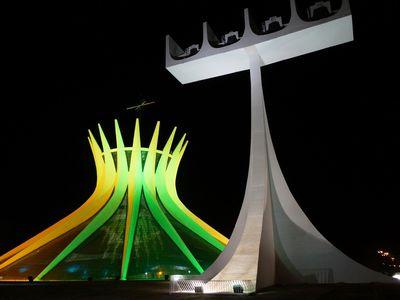Brasilien Brasilia Kirche