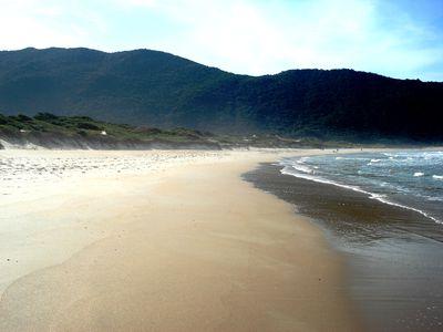 Brasilien Florianópolis Küste