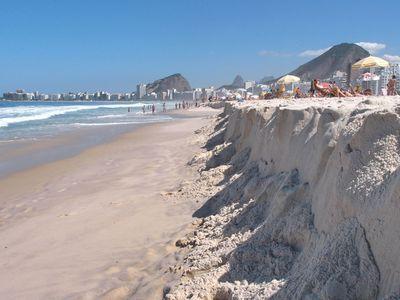 Brasilien Rio de Janeiro Strand