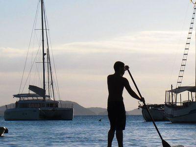 Brasilien Fernando do Noronha Hafen Aromabild