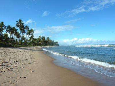 Brasilien Imbassai Strand 2