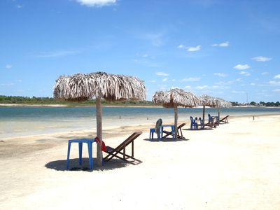 Brasilien Jericoacoara Strand
