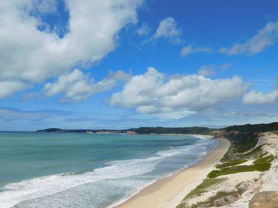 Strand bei Pipa