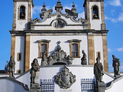 Brasilien Minas Gerais Congonhas