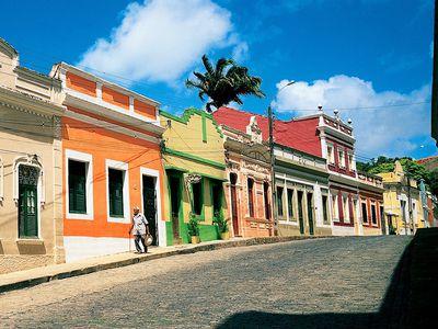 Brasilien Minas Gerais Olinda