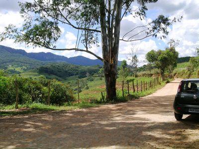 Brasilien Minas Gerais Straße