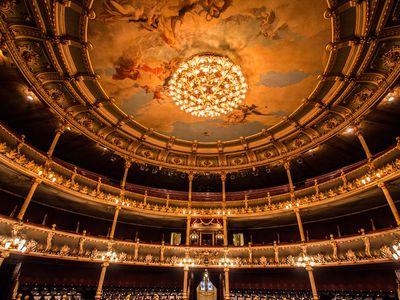 Costa Rica Teatro Nacional
