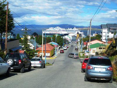 Arg Ushuaia Ort