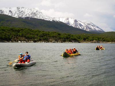 Ushuaia beagle canal