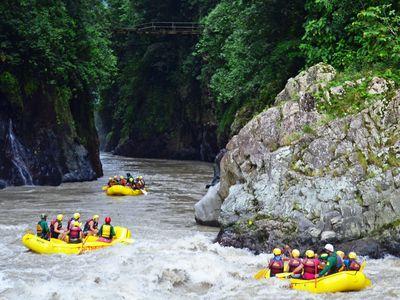 CostaRica RioPacuare Rafting
