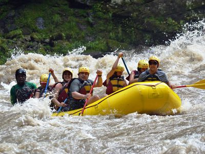 CR RioPacuare Rafting