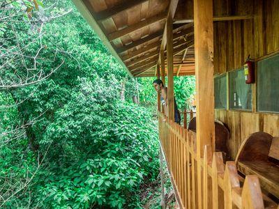 Costa Rica LosCampesinos Balcony