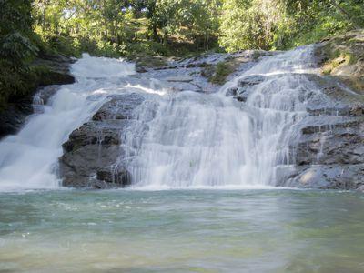 Costa Rica LosCampesinos Wasserfall