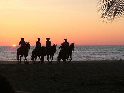 Mexiko Puerto Escondido Reiter