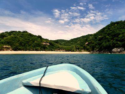 Mexiko Puerto Escondido Strand