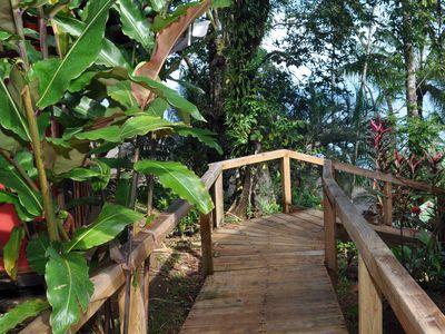 Costa Rica Corcovado Nationalpark Umgebung