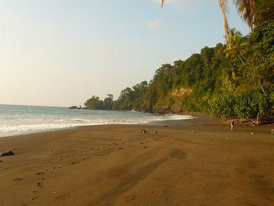 Costa Rica Corcovado Strand