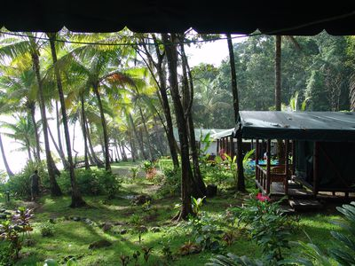 Costa Rica La Leona Ecolodge Ocean View Camps