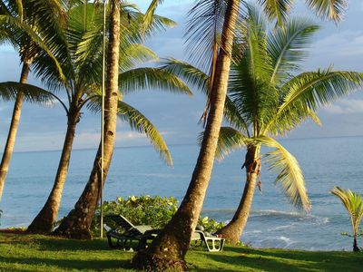 Costa Rica La Leona Ecolodge Ocean