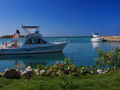 Kuba Cayo las Brujas Boote