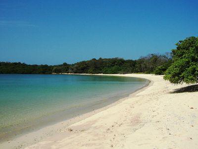 Panama IslaContadora Strand