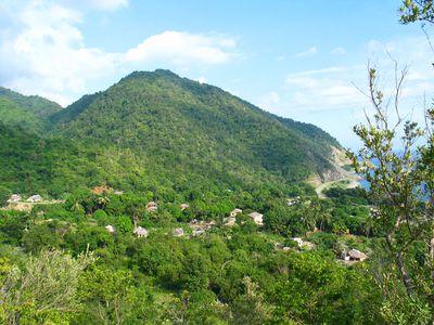 Kuba Sierra Maestra Pico Turquino