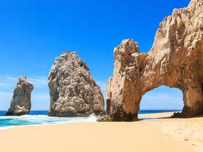 Mexiko Baja California Cabo San Lucas iStock 471283412