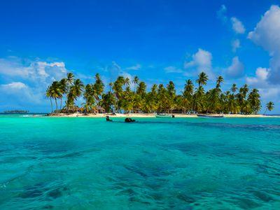 Panama San Blas iStock 639954312