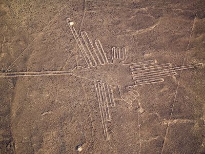 Peru Nasca Linien