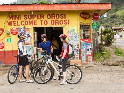 Costa Rica E Bike Tour Orosi