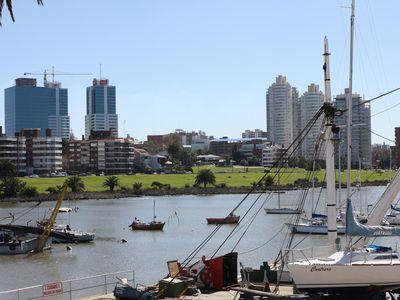 Uruguay Montevideo Hafen