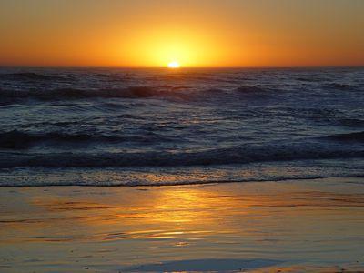 Uruguay La Paloma Strand