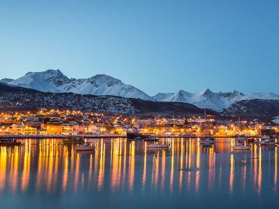 Argentinien Chile Patagonien Rundreise Ushuaia