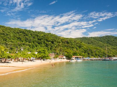 Brasilien Ilha Grande Strand