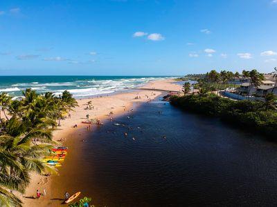 Brasilien Praia Imbassai