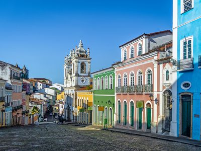 Brasilien Salvador de Bahia