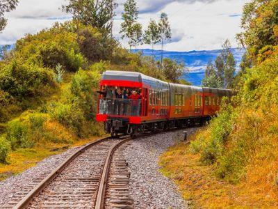 Ecuador von Quito nach Boliche