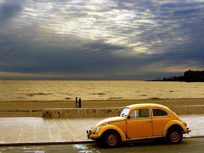 Uruguay Montevideo Promenade